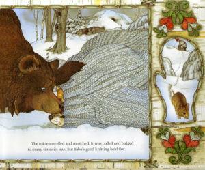"Winter Play ""The Mitten"" @ Yaak Community Hall"